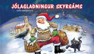 Jólaglaðningur Skyrgáms